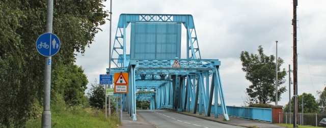 08 Queensferry Bridge, Ruth's coastal walk, River Dee