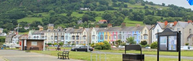 09 Llanfairfechan, Ruth's coastal walk, Wales