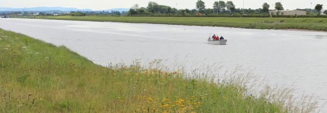 16 a boat, River Dee, Ruth Livingstone