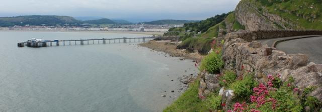 18 Llandudno, Ruth's coastal walk