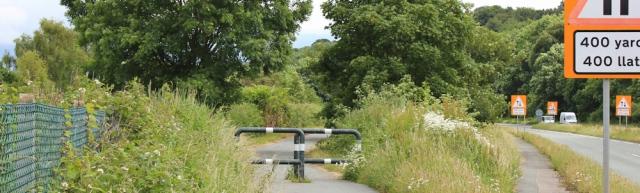 22 Mostyn Park, Ruth's coastal walk