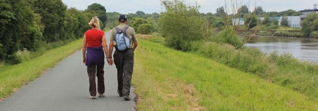 25 overtaken, Ruth Livingstone, hiking