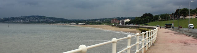 a15 Colwyn Bay, promenade, Ruth's coastal walk, Wales
