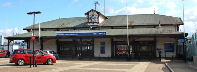 01 woodside ferry terminal, Ruth Livingstone, Mersey ferry