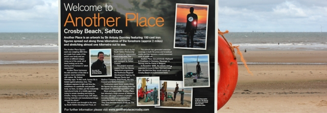 04 Another Place, Gormley on Crosby Beach, Ruth Livingstone, Sefton