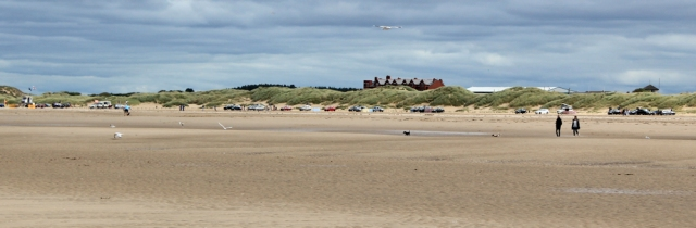 08 Ainsdale Sands, Ruth's coastal walk to Southport