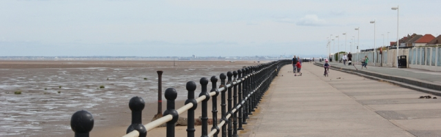 08 endless promenade, The Wirral, Ruth's coastal walk