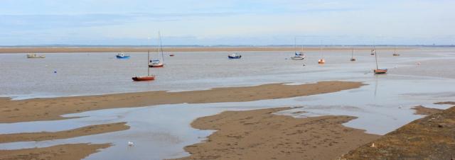 09 Liverpool Bay, Ruth's coastal walk around The Wirral