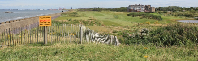 12 Leasowe Castle and Leasowe Common, Ruth's coastal walk
