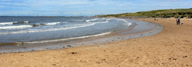 14 Leoasowe Beach, Ruth's coastal walk, Wirral