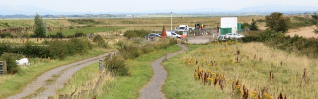 17 footpath close, Hesketh Out Marsh, Ruth's coastal walk