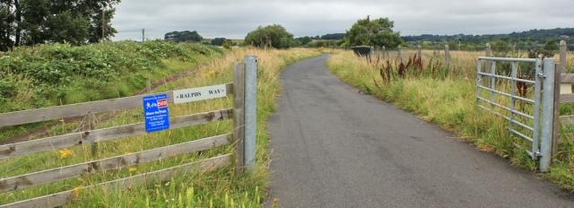 17 Ralphs Way, Ruth hiking to Neston