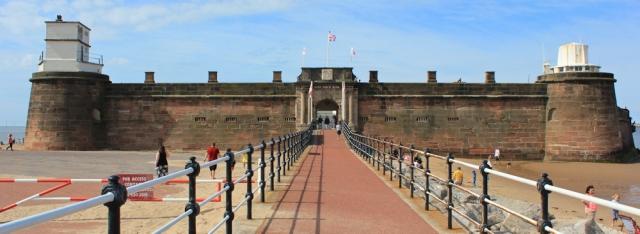 18 Fort Perch Rock, New Brighton, Ruth's coastal walk, Wirral