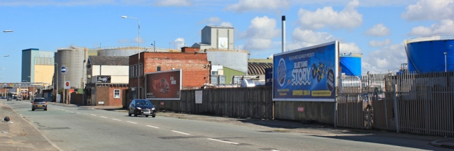 19 industry, Bootle, Ruth's coastal walk