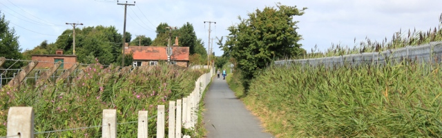 21 Sefton Coastal Path, around the rifle range