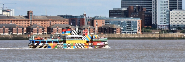 26 ferry cross the Mersey, Ruth Livingstone