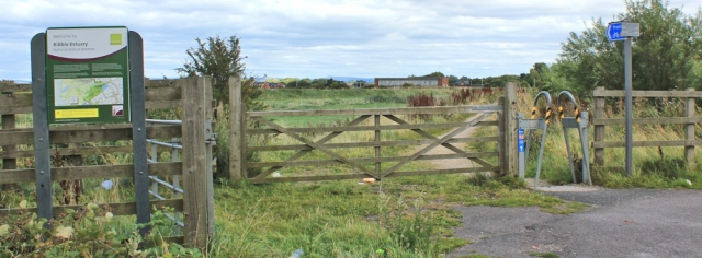 29 Ribble estuary, Ruth's coastal walk, Southport