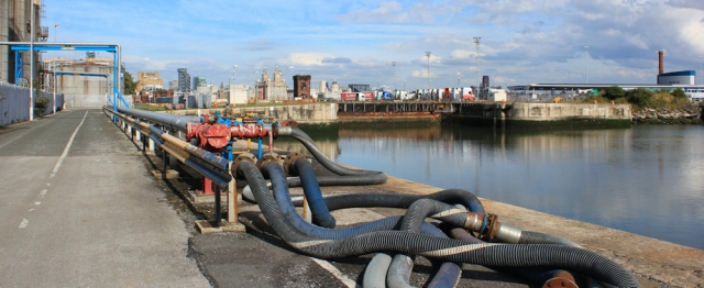 30 industrial dockside, Wirral, Ruth's coastal walk