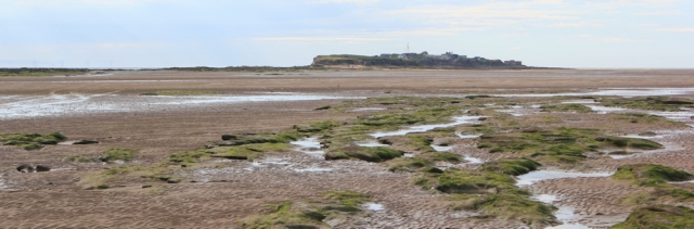 a05 Hilbre Island from Little Eye, Ruth's coastal walk