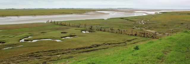 05-cockerham-sands-ruth-hiking-around-the-marsh-lancashire-coastal-way