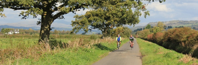 13-more-cyclists-ruth-walking-to-levens-cumbria