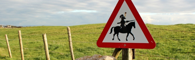 31-knight-and-rider-sign-walney-island-ruth-hiking-thorney-nook-lane