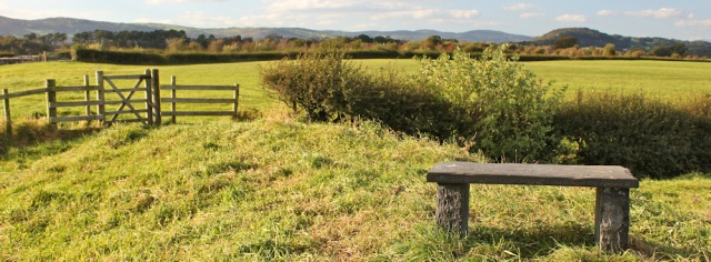 33-bench-at-ulpha-ruth-hiking-to-grange-over-sands-cumbria