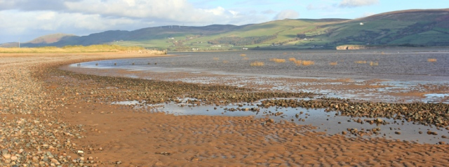 34-tide-going-down-duddon-channel-ruth-hiking-through-millom
