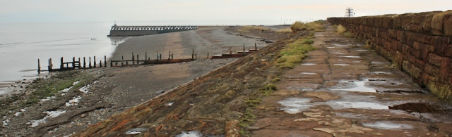 26-harbour-wall-maryport-ruth-walking-the-cumbrian-coast