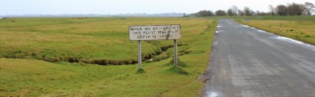 03 coast road to Carlisle, Ruth hiking along Hadrian's Wall Path