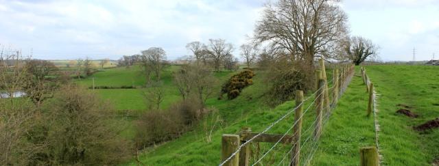 24 Hadrian's wall path to Grinsdale, Ruth Livingstone near Carlisle