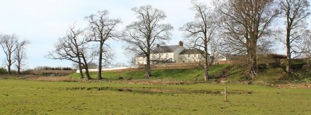 28 Demesne, Ruth's coastal walk around England, Cumbrian marshes - Copy
