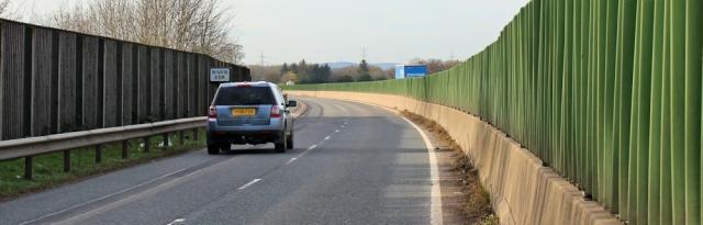 44 B road over Metal Bridge, Ruth Livingstone - Copy