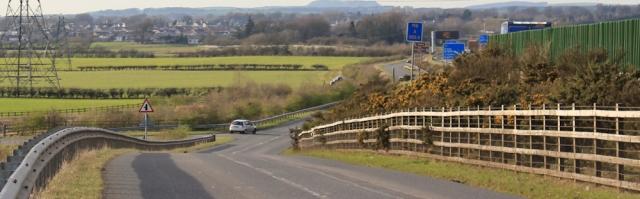 46 horrible road to Gretna