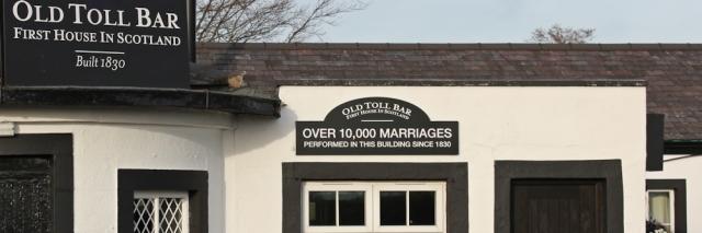 49 Old Toll Bar, Ruth Livingstone in Gretna, Scotland