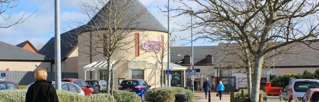 01 Gretna Green retail park, Ruth coastal walking in Scotland