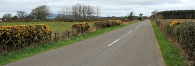 03 to Bankend, Ruth walking the Scottish coast, Dumfries and Galloway