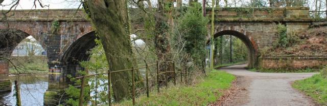 04 riverside walk, Ruth in Annandale