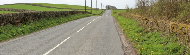 10 road walking, Ruth walking in Dumfries and Galloway