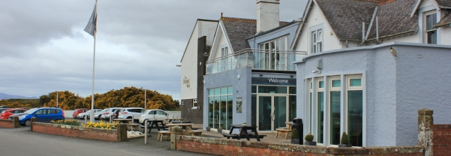 22 Powfoot Hotel, Ruth's coastal walk, Dumfries and Galloway