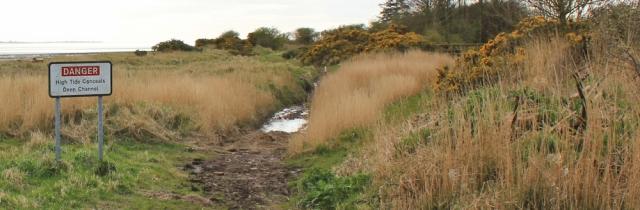 26 ford near Battlehill, Ruth's coastal walk, Dumfries and Galloway