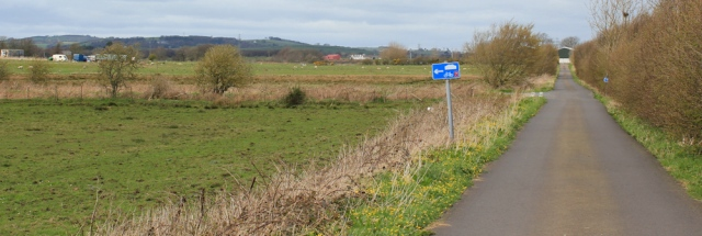 30 cycle route 7, Ruth's coastal walk, Dumfries and Galloway