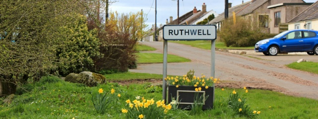 31 Ruthwell, Ruth's coastal walk, Dumfries and Galloway