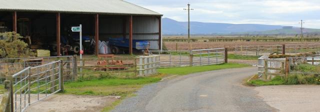 32 Core path, Ruth's coastal walk, Dumfries and Galloway