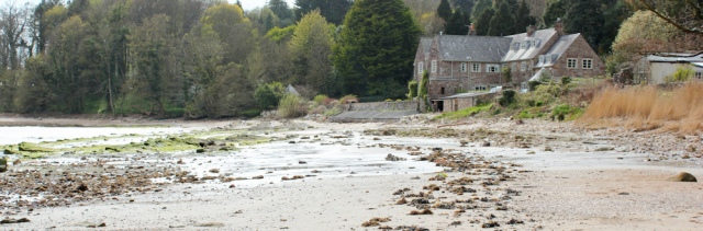 33 The House on the Shore, Ruth walking in Dumfries and Galloway