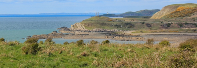 10 Mullock Bay, Kirkcudbright MOD training area, Ruth's coastal walk Dumfries and Galloway