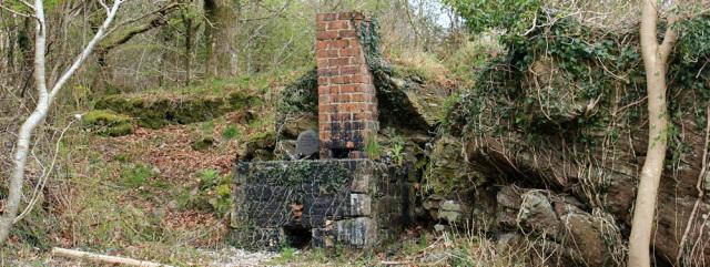 11 Tar Pot at Torr Point, Ruth's coast walk, Dumfries and Galloway