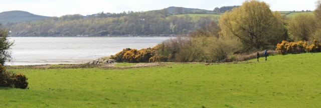13 Craig Range, Auchencairn Bay, Ruth's coast walk, Dumfries and Galloway