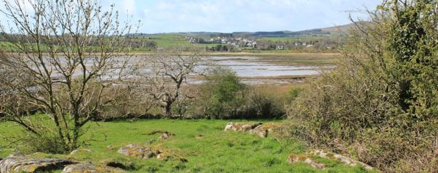 14 Auchencairn across the bay, Ruth's coast walk, Dumfries and Galloway