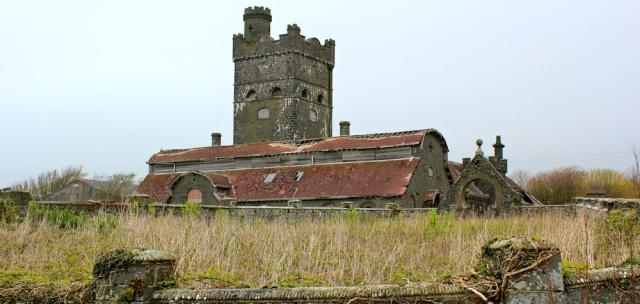 20 Kirkandrews, Ruth walking the coast of Scotland to Gatehouse of Fleet